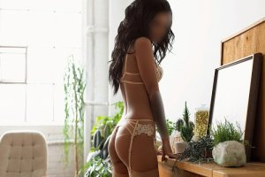 Djanaelle erotic massage Madison