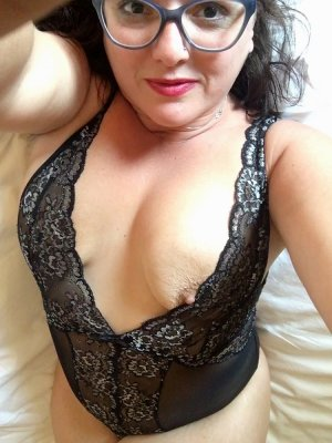 Agatha brunette escorts Glassmanor